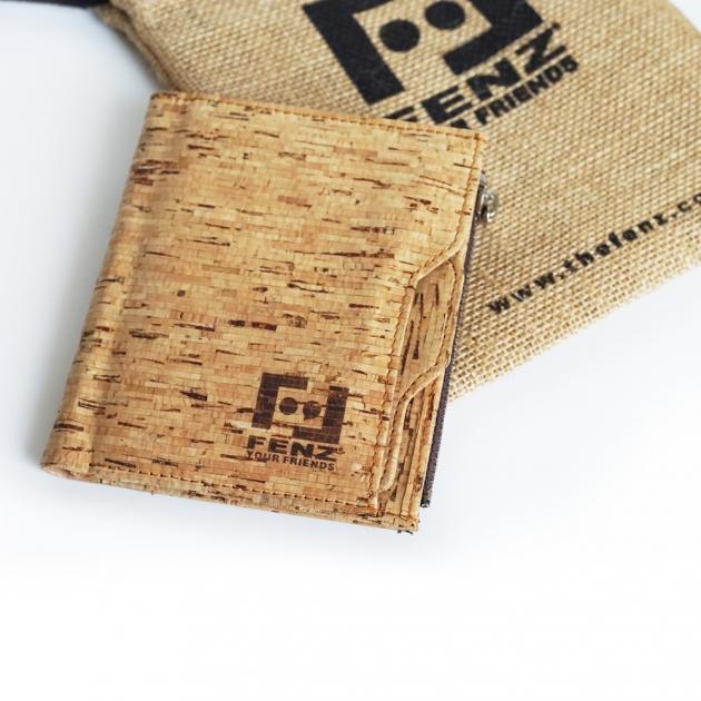 FENZ Cork Material Wallet 4
