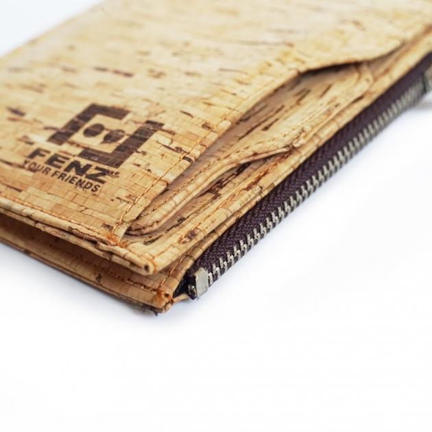 FENZ Cork Material Wallet 3