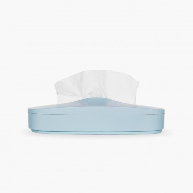 Flexible Tissue Box - Airy Blue 1