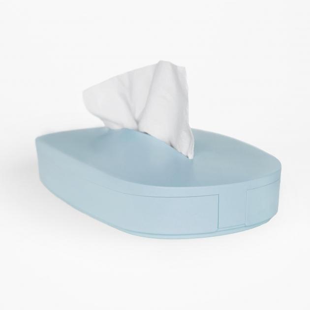 Flexible Tissue Box - Airy Blue 2