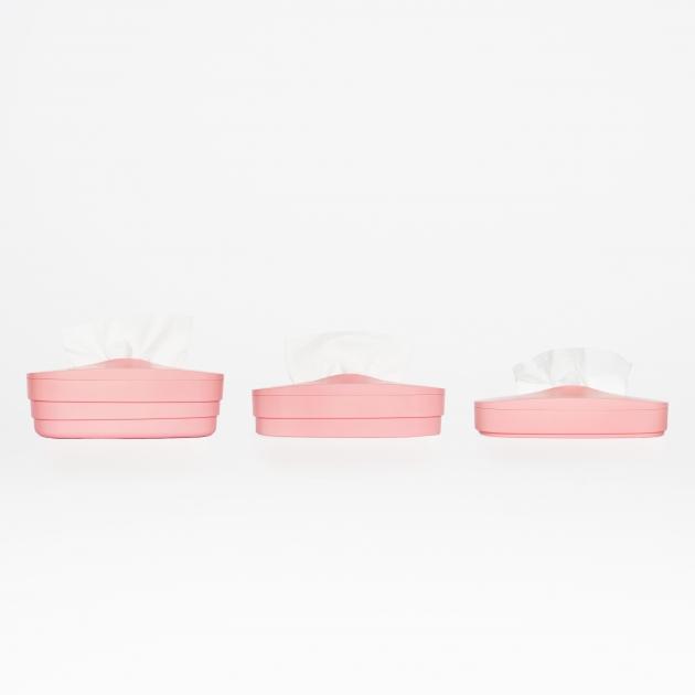 Flexible Tissue Box - Pink 5