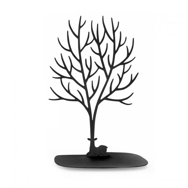 QUALY 森林鹿角L-飾品架 (2色) 1