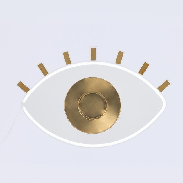 DOIY 魅惑之眼-燈 1