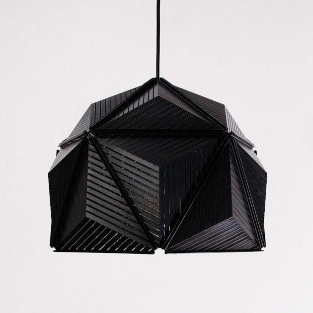 QUALY 三角幾何-燈罩 (2色) 4