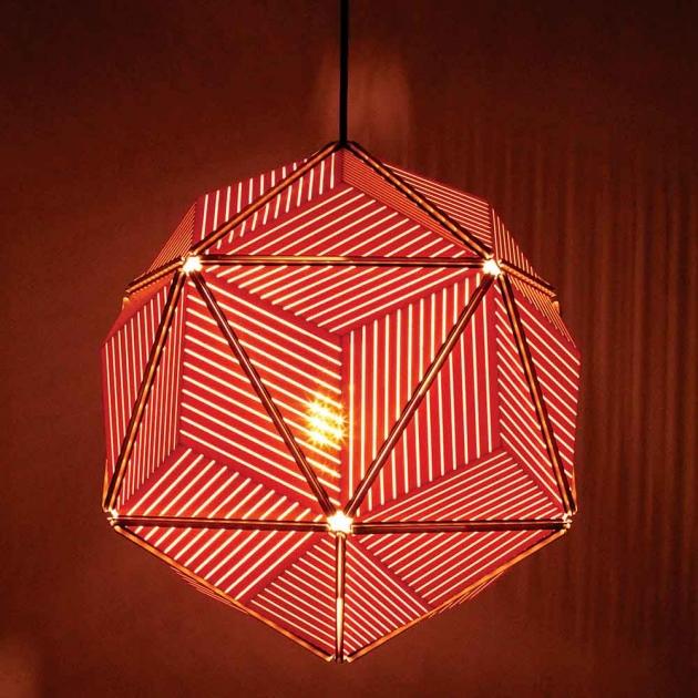 QUALY 三角幾何-燈罩 (2色) 5