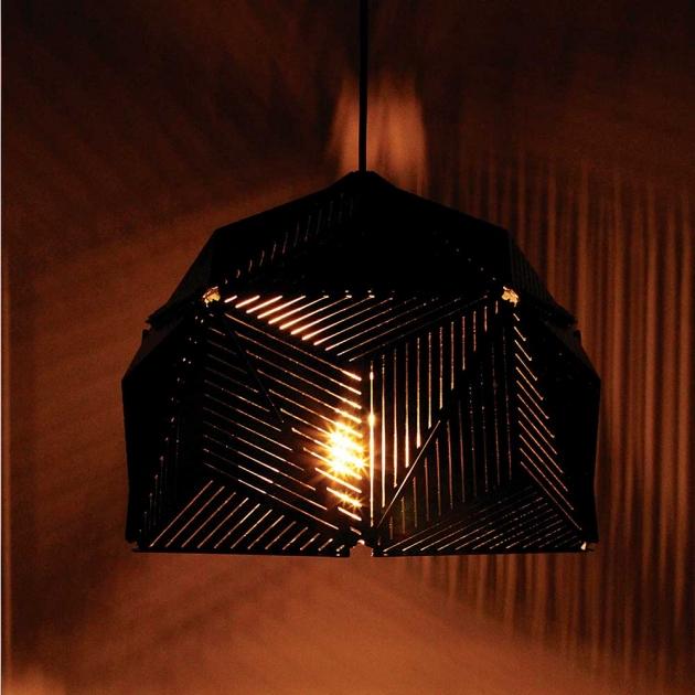 QUALY 三角幾何-燈罩 (2色) 8