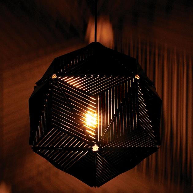 QUALY 三角幾何-燈罩 (2色) 7