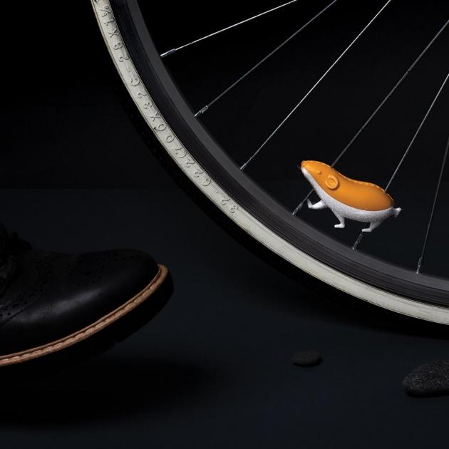 OTOTO 閃光鼠-自行車反光片 5