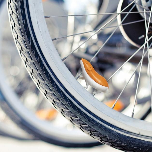 OTOTO 閃光鼠-自行車反光片 6