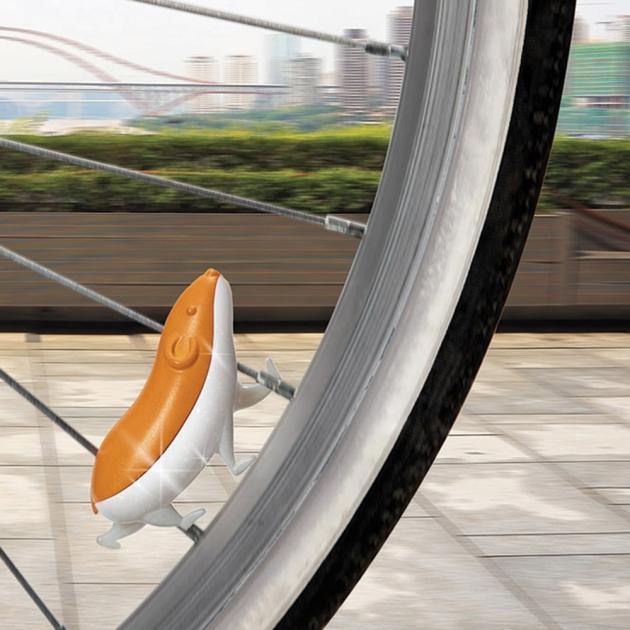 OTOTO 閃光鼠-自行車反光片 4