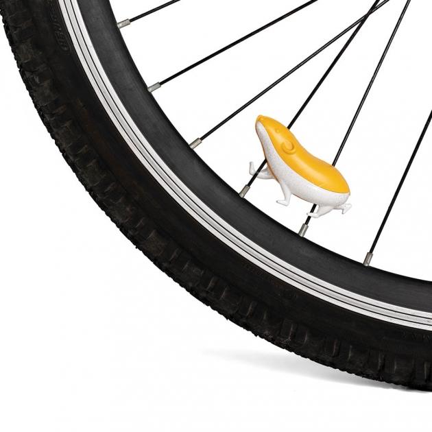 OTOTO 閃光鼠-自行車反光片 3