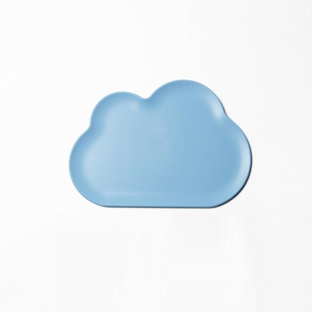QUALY 朵朵雲兒置物盤 (5色) 4