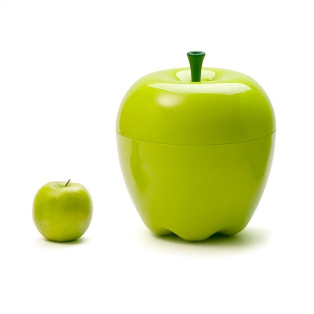 QUALY 迷你蘋果盒 (2色) 3