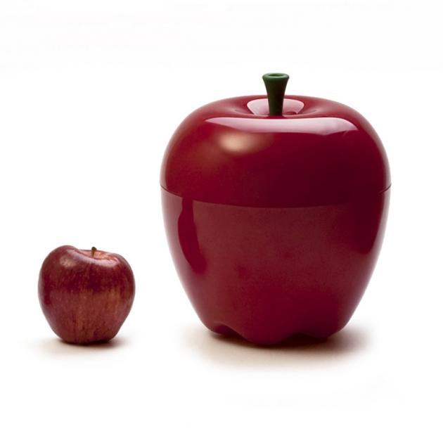 QUALY 迷你蘋果盒 (2色) 4