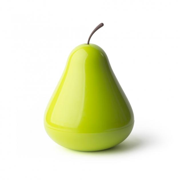 QUALY 西洋梨-置物盒 (3色) 1