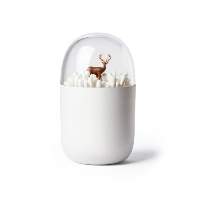 QUALY 棉花棒罐 (3款) 3