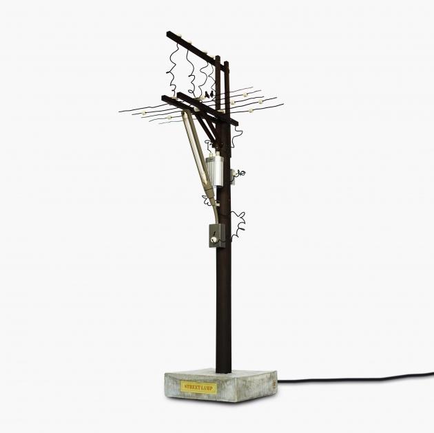 雲海木創 Street Lamp 早期路燈 (擺飾氣氛燈) 1