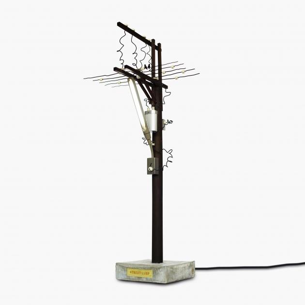 雲海木創 Street Lamp 早期路燈 (擺飾氣氛燈) 2