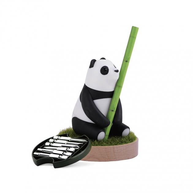 iThinking Panda Mama棘輪螺絲起子組(有備無患款) (2色) 2