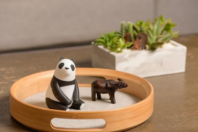 iThinking Panda Mama棘輪螺絲起子組(有備無患款) (2色) 8