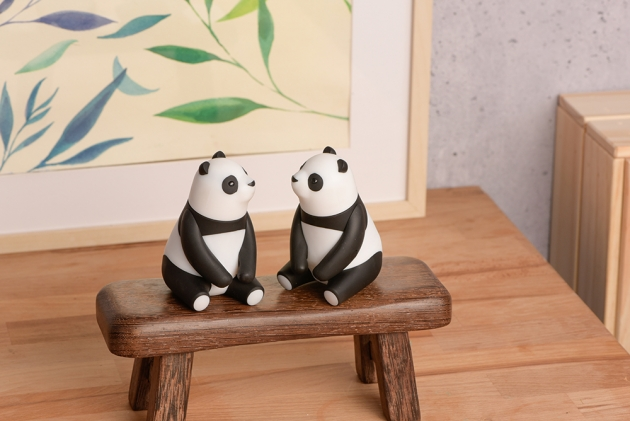 iThinking Panda Mama棘輪螺絲起子組(有備無患款) (2色) 9