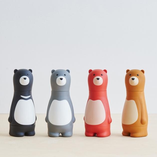 iThinking Bear Papa 棘輪螺絲起子組 展示款 (4色) 5
