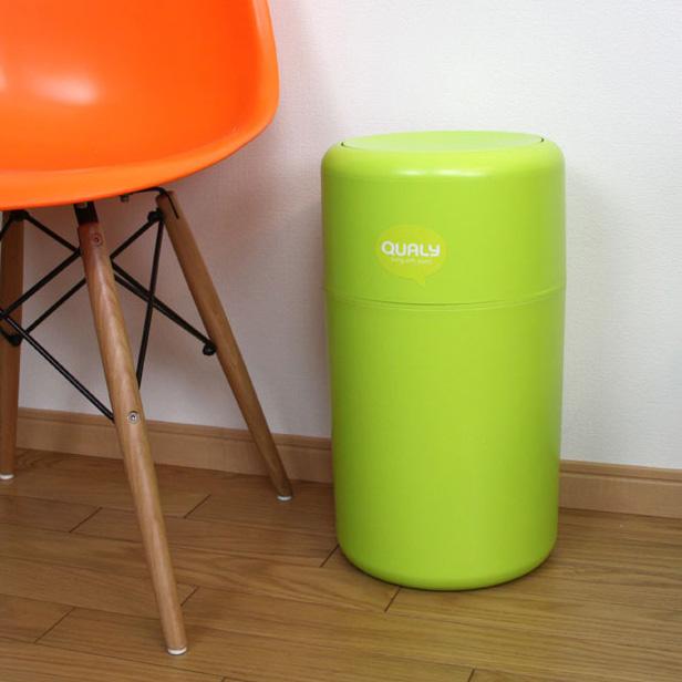 QUALY 環保膠囊筒 (3色) 4