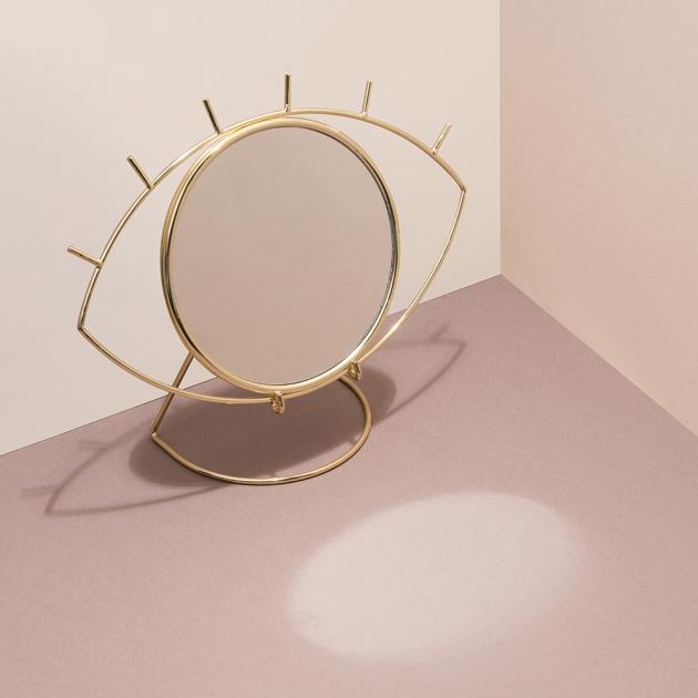 DOIY 魅惑之眼-桌鏡 5