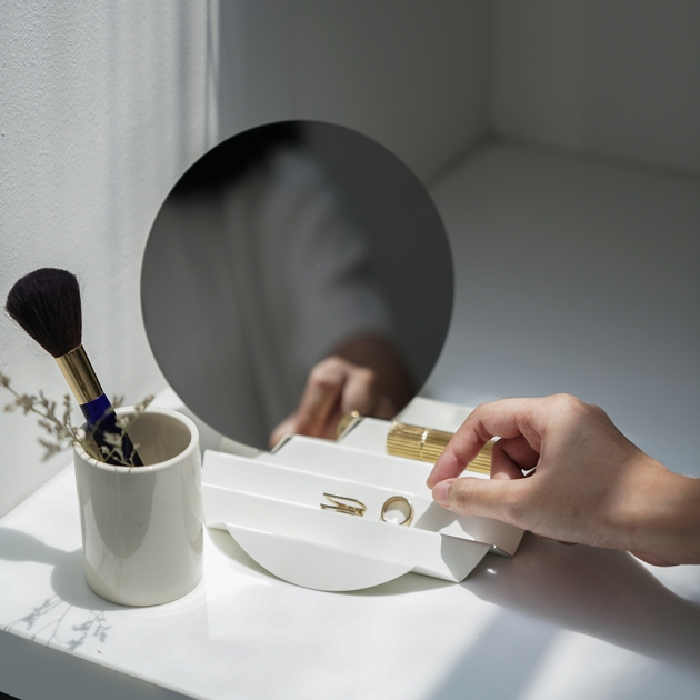 Moreover 夏日夕陽-化妝鏡 (2色) 4