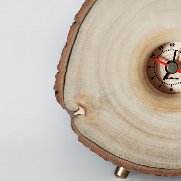 Jupiter Wood Clock 4