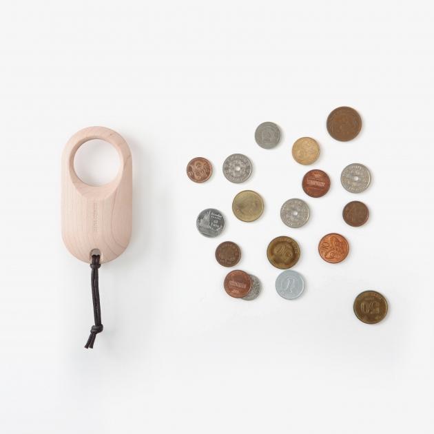 pana objects  零錢開瓶器 (楓木) 5