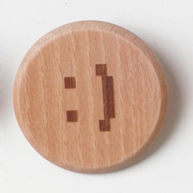 pana objects  一木了然胸針 (3款) 2