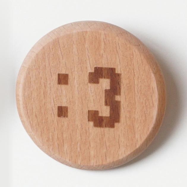 pana objects  一木了然胸針 (3款) 3