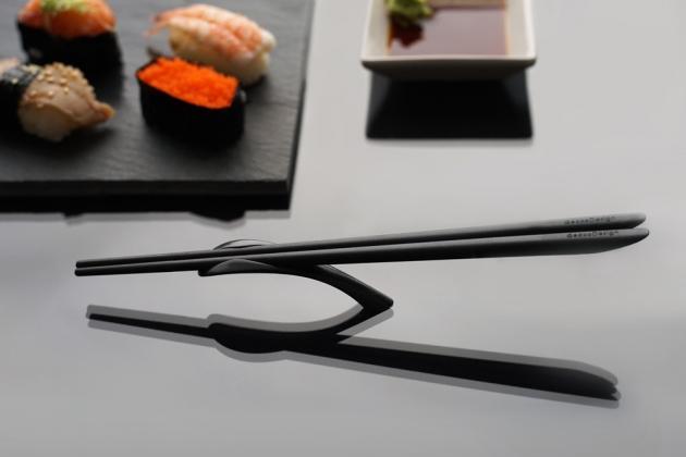 GeckoDesign Balanced 平衡箸筷架組 (2色) 9