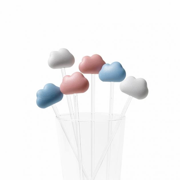 QUALY 朵朵雲兒攪拌棒 (2款) 1