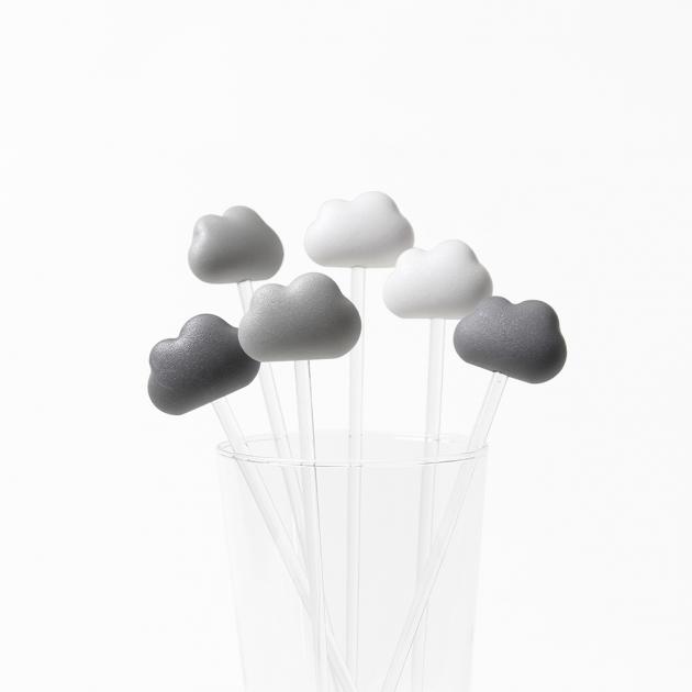 QUALY 朵朵雲兒攪拌棒 (2款) 2