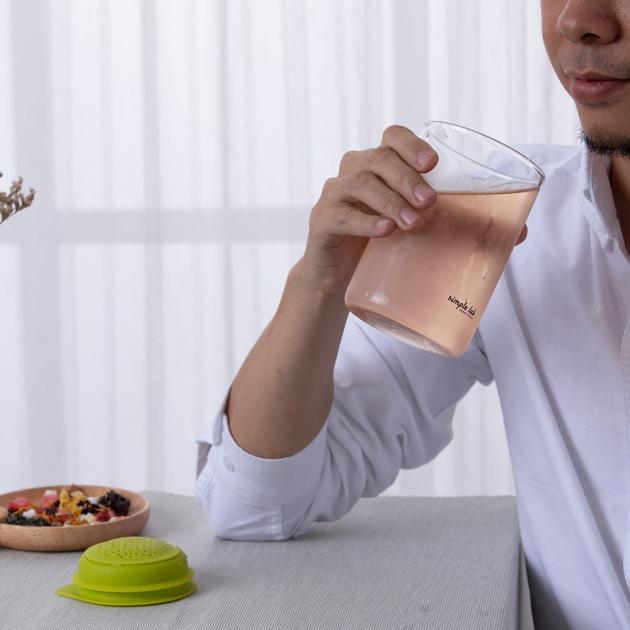 simple lab JELLO 果凍冷泡茶壺 7