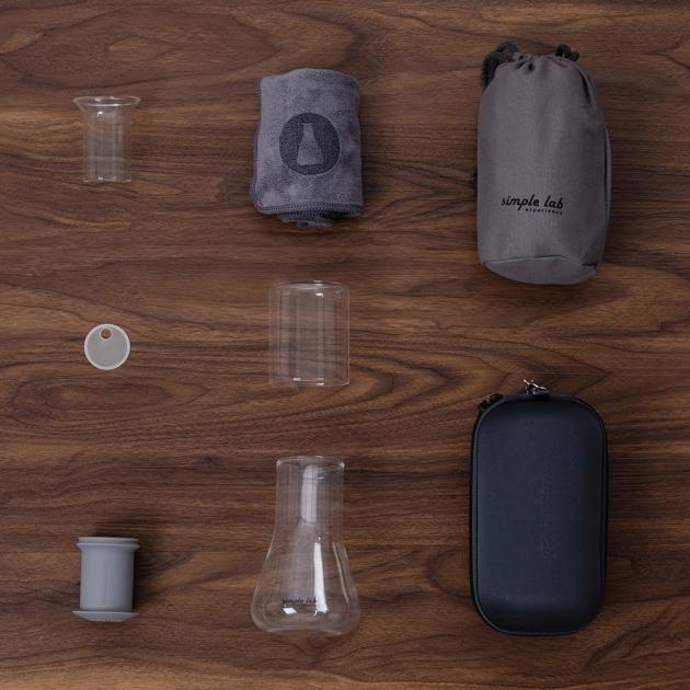 simple lab KUNG-FU 旅行茶具組-精裝款 6