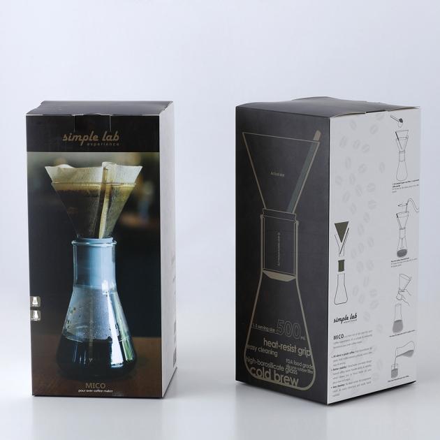 simple lab MICO 手沖咖啡壺組 4