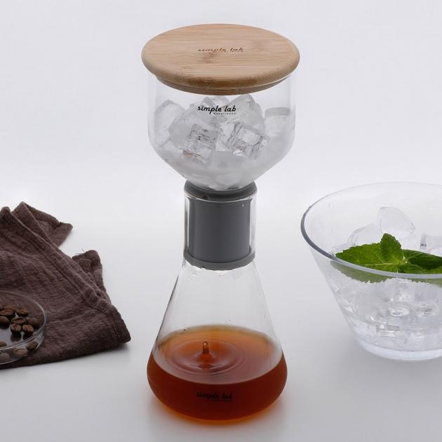 simple lab MICO-ICE 冰萃咖啡壺組 7