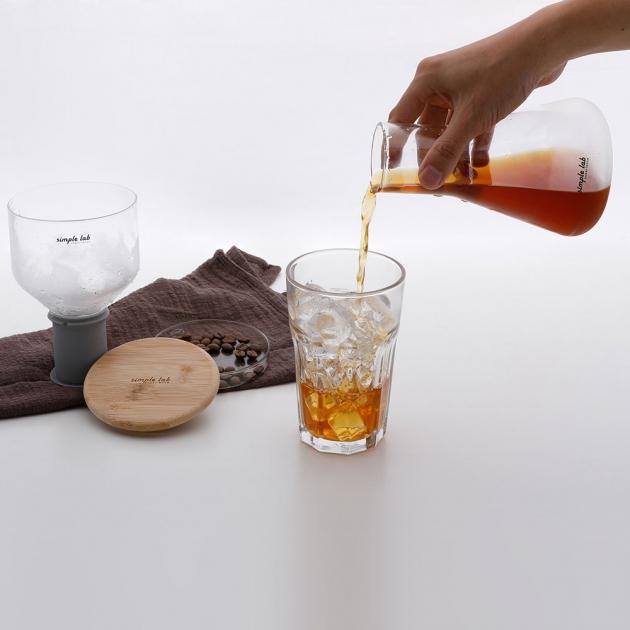 simple lab MICO-ICE 冰萃咖啡壺組 8
