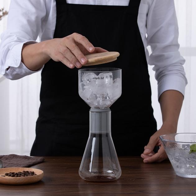 simple lab MICO-ICE 冰萃咖啡壺組 9