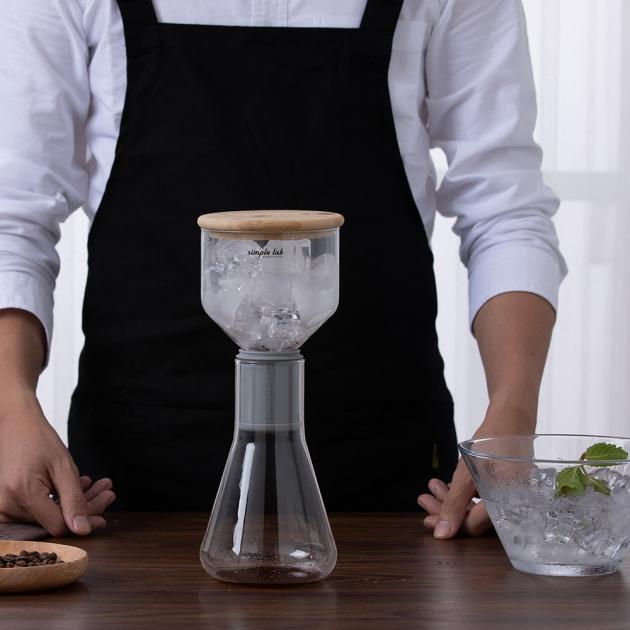 simple lab MICO-ICE 冰萃咖啡壺組 1