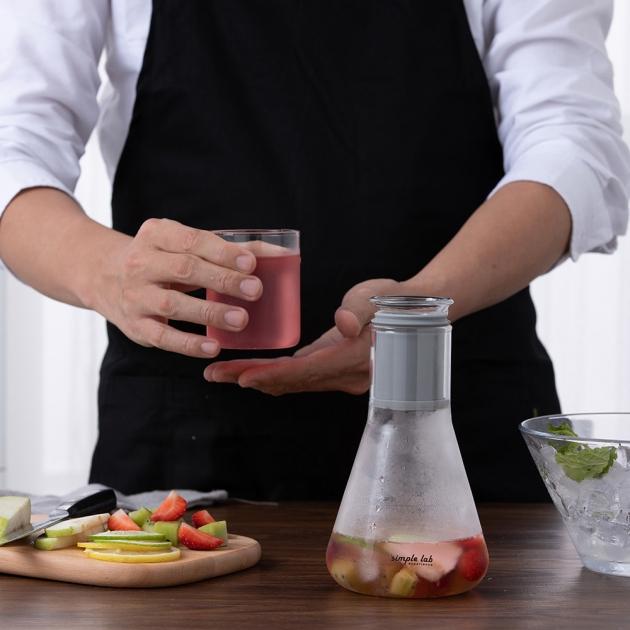 simple lab MIXO 燒杯泡茶壺 8