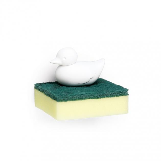 QUALY 戲水小鴨-海綿架 (2色) 4