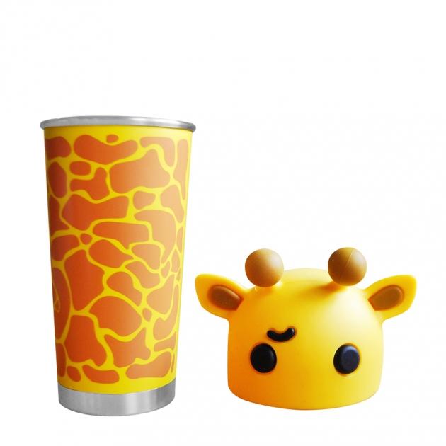 3+1 長頸鹿-保溫杯 2
