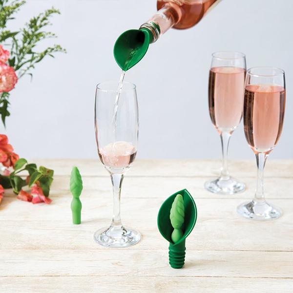 OTOTO 花苞-酒瓶塞組 4