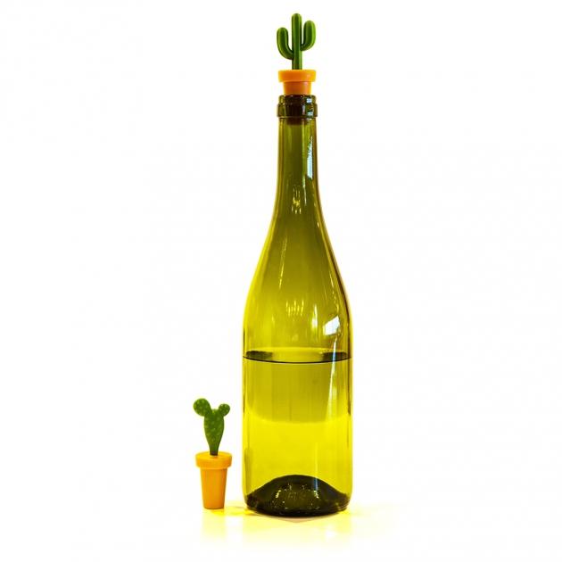 QUALY 仙人掌酒瓶塞 4