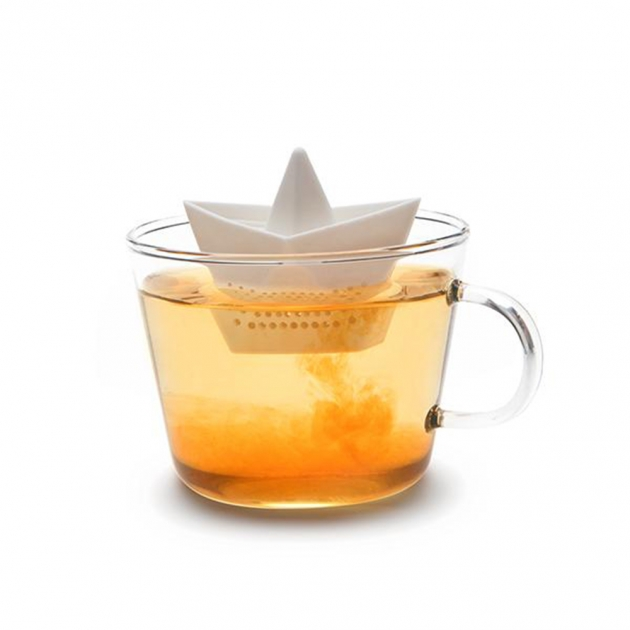 OTOTO PAPER BOAT Tea Infuser 摺紙小船 - 泡茶器 3