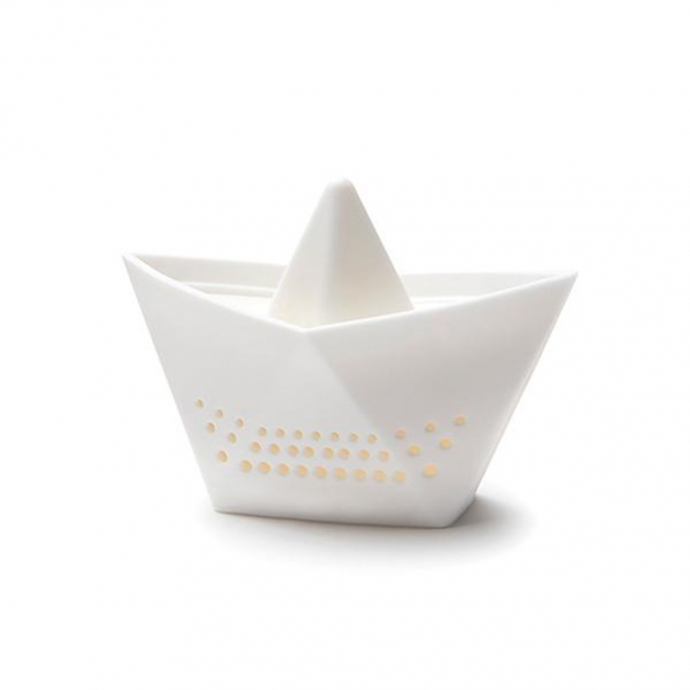 OTOTO PAPER BOAT Tea Infuser 摺紙小船 - 泡茶器 2